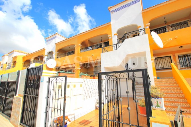 Lovely Two Bed Ground Floor Apartment in Algorfa