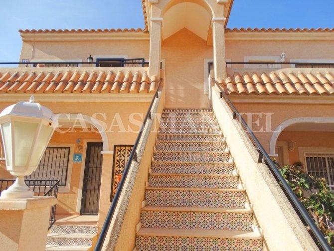 A lovely top floor apartment in Villamartin