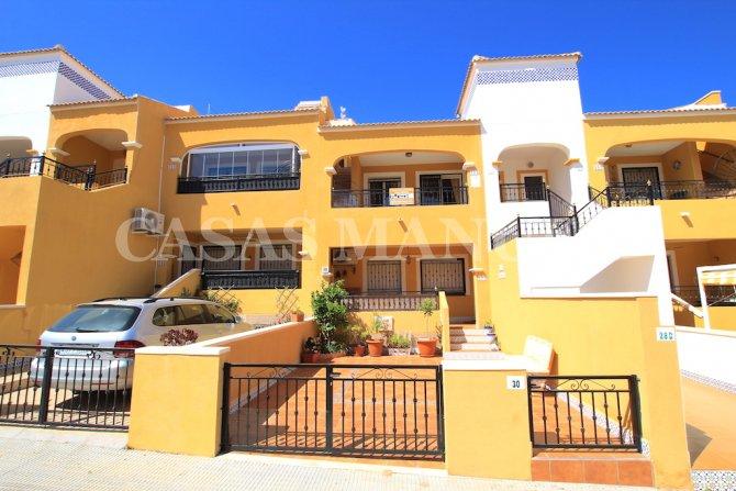 South-Facing Apartment with Private Solarium