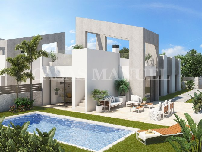 Ultra Modern New Build Villas