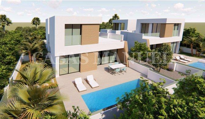 Luxury Village New Builds