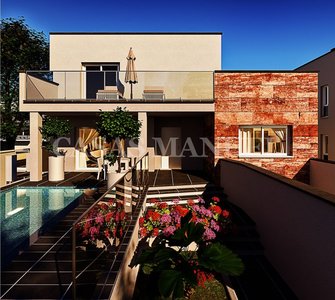 Stunning 3 Bed New Build Villa