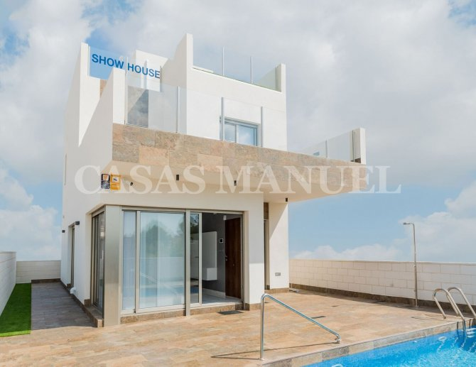 New Build Townhouses in Mirador de la Ermita
