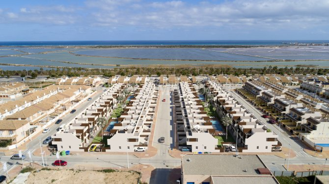 Modern New Build Apartments in San Pedro del Pinatar