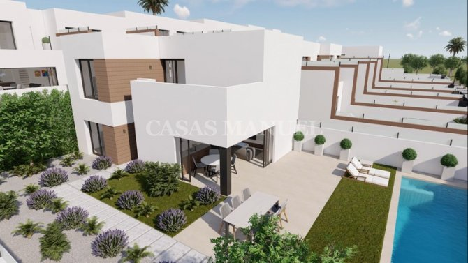 Detached Villas with Private Pool