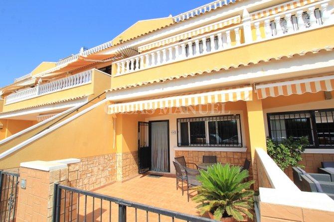 Garden Apartment with 2 Patios + Private Solarium