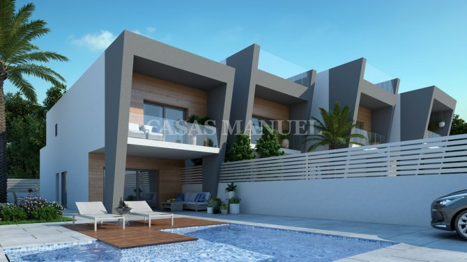 Spectacular New Build Apartments by the Sea