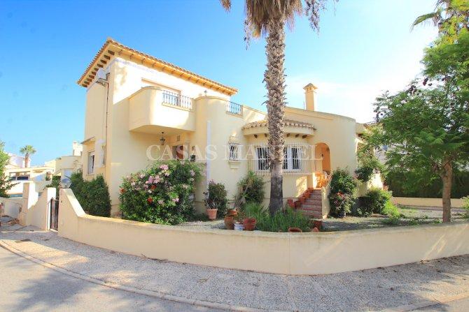 3 Bed South-Facing Villa - Las Ramblas Golf Resort