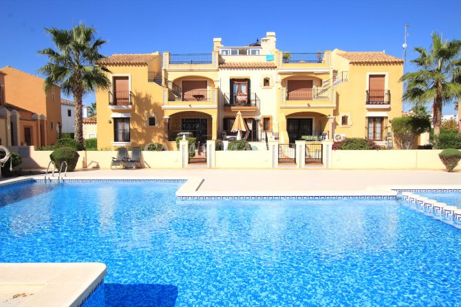 Stunning Three Bed Townhouse in Punta Prima