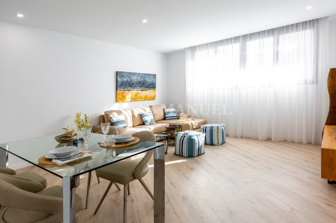 Top Floor Apartments in Santiago de la Ribera