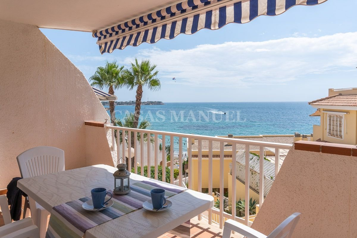 Spectacular Sea View Apartment in Campoamor
