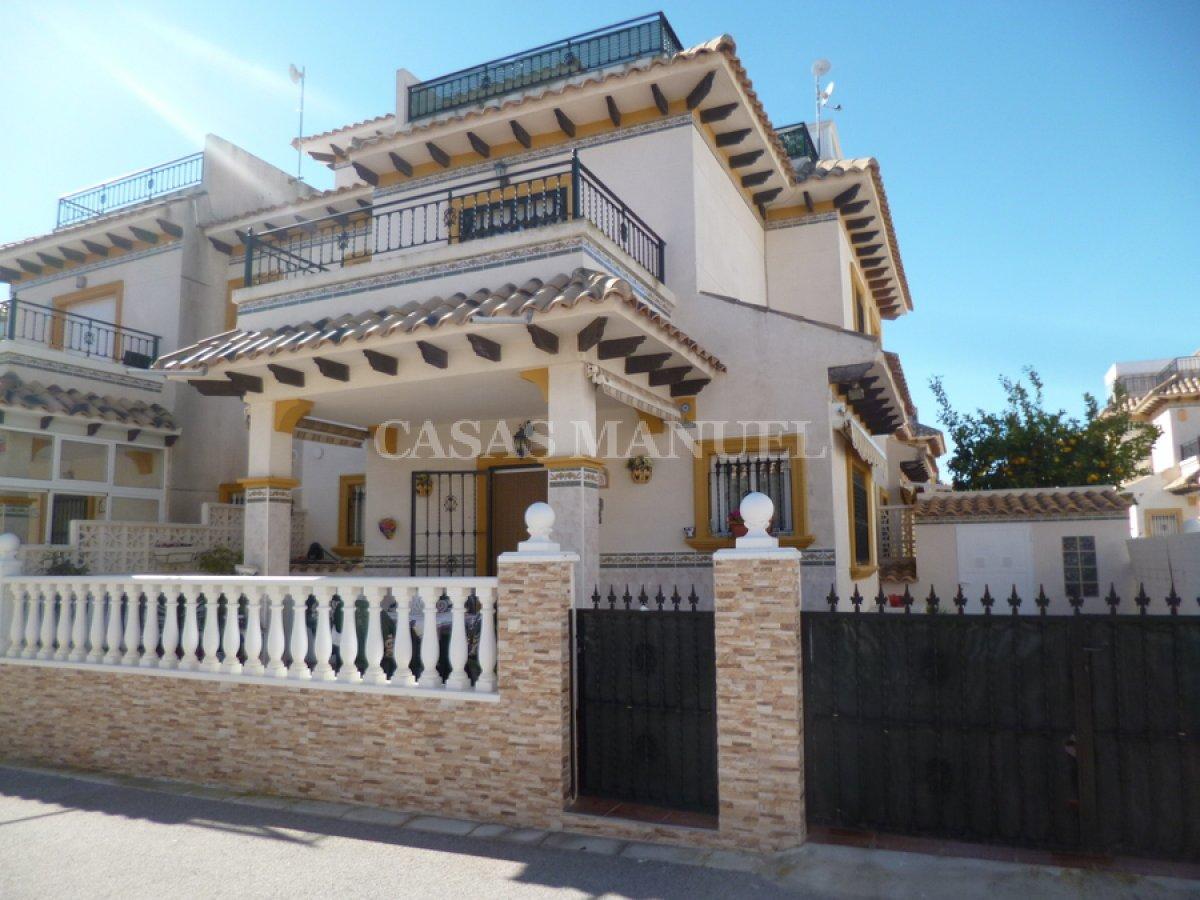 Playa Flamenca Townhouse!
