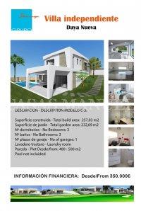New Build Properties in Daya Nueva (1)