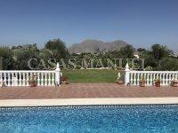 Luxury Finca with Views in El Mudamiento  (1)