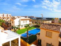 3 Bed Townhouse with Pool + Sea Views  (22)