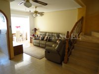 3 Bed Townhouse with Pool + Sea Views  (7)