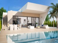 Stunning New Build Villas - Sea Views (1)