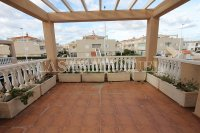 Beautiful Playa Flamenca Zeniamar VII 3/4 Bedroom Townhouse with Large Garden (30)