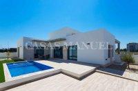 New Build Villa in Benijofar