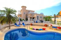 Mediterranean-Style Townhouse - Pool Views + Guest Accommodation!