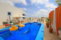 A Charming Moroccan-Style Villa  (37)