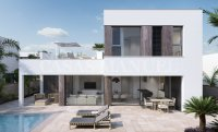 Wonderful New Build Villa in La Mata