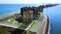 New Build Front Line Block of Apartments in La Manga (1)