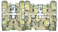 New Build Front Line Block of Apartments in La Manga (6)