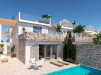Stunning New Build Villas With Private Pool in Los Alcazares (17)