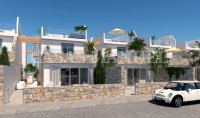Stunning New Build Villas With Private Pool in Los Alcazares (18)