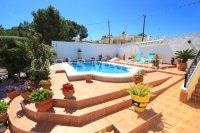3 Bed / 2 Bath South-Facing Villa With Pool + Garage  (19)