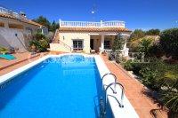 3 Bed / 2 Bath South-Facing Villa With Pool + Garage  (21)