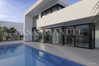 Luxury Front Line Villa with Golf Views - Las Ramblas!