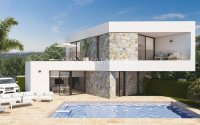 One Off New Build Villa in Benijofar Village (0)