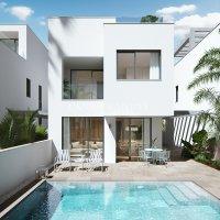 Villas 150m from the sea (6)