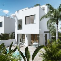 Villas 150m from the sea (0)