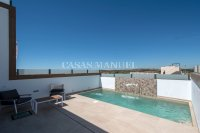 Terraced & Semi detached Villas with Private Pool (12)