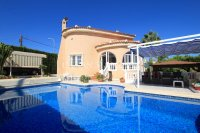 3 Bed / 2 Bath South-Facing Detached Villa with Private Pool  (5)