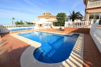 Superior 4 Bed Villa - Country, Mountain and Sea Views.  (5)