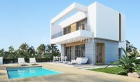 New Build Villas 4 Bedroom Villas in Benijofar!
