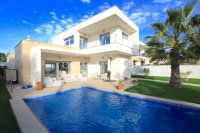 Contemporary 3 Bed Villa with Private Pool (Resale) - Vistabella Golf Resort  (0)