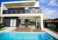 Spectacular New Build Villas in Cabo Roig (1)