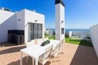 New Build Apartments with Sea Views-Mil Palmeras (3)