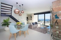 New Build Apartments with Sea Views-Mil Palmeras (9)