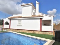 Stunning Detached Villa with Private Pool - Sierra Golf (1)