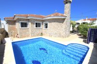 Charming Detached Villa With Pool + Garage  (0)