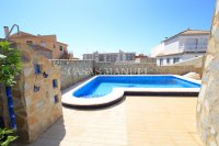 Charming Detached Villa With Pool + Garage  (1)