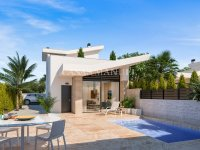 New build Villas in Benimar