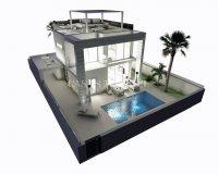 Large Contemporary New Build Villas! (26)