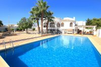 Spacious Detached Villa with Private Pool